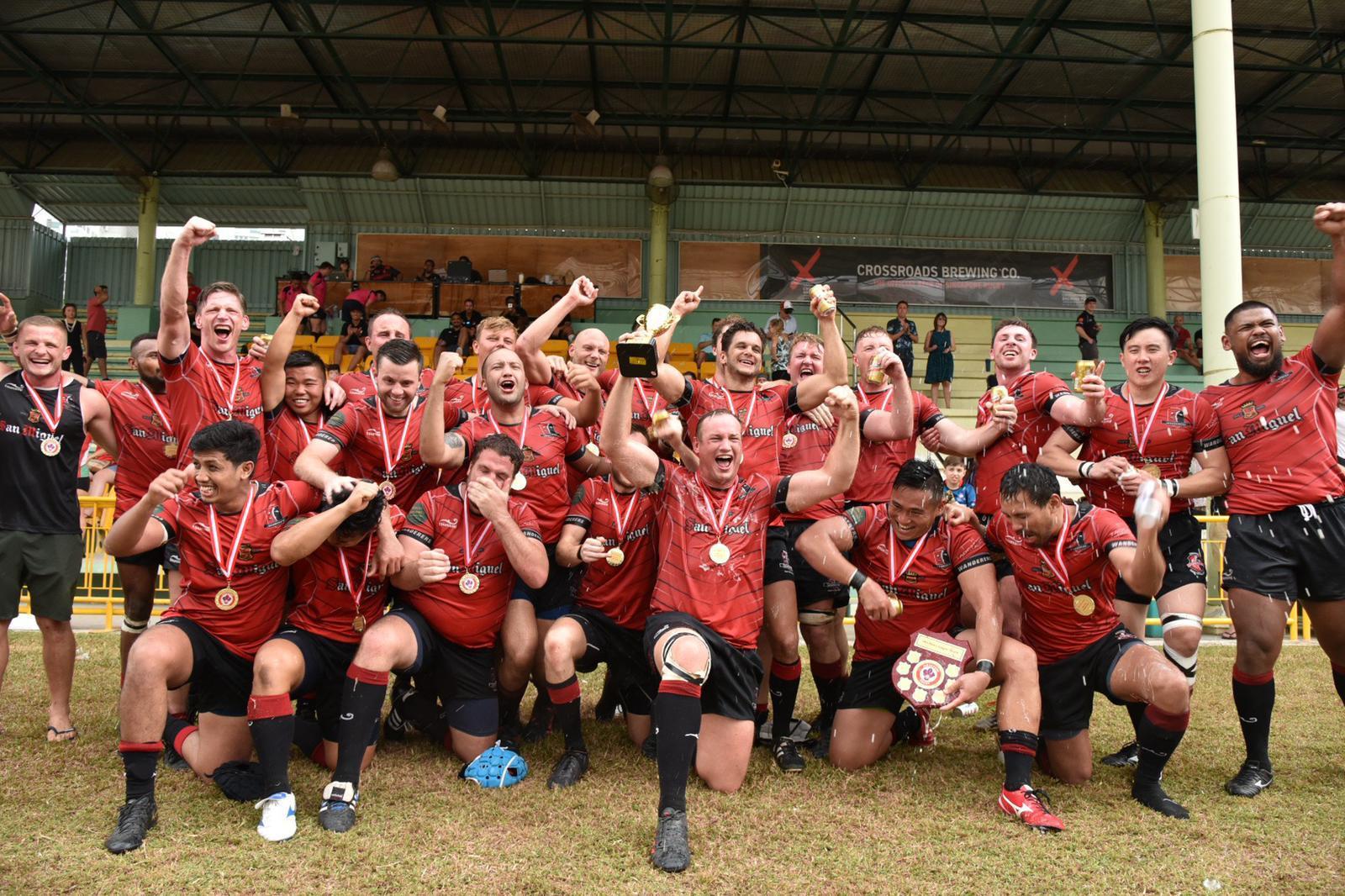 Grand Final joy for Prems