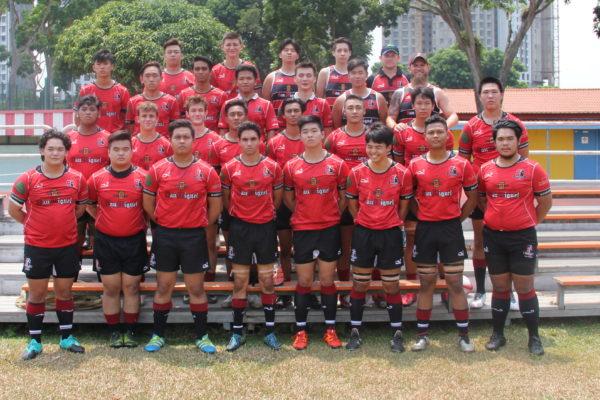 U19's squad