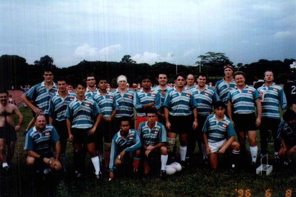 Rugby - Wanderers in the beginning before gear and comp. 1996 Vol2_0077